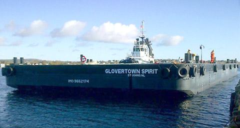 Image of Glovertown Spirit Barge Mckeil Marine