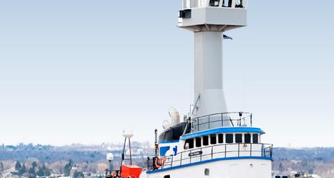 Image de Wilf Seymour Transportation Fleet Tug Mckeil Marine