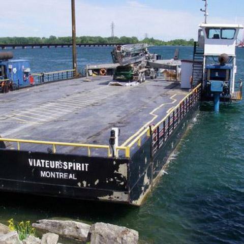 Image of Viateur's Spirit Barge - Mckeil Marine