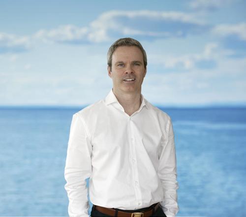 Marc Boulet, CFO