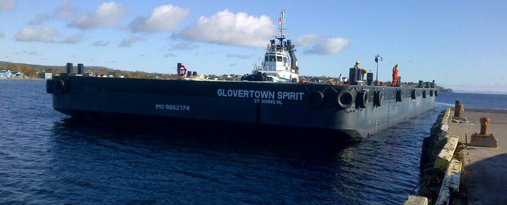 Image of Glovertown Spirit Barge Mckeil Marine