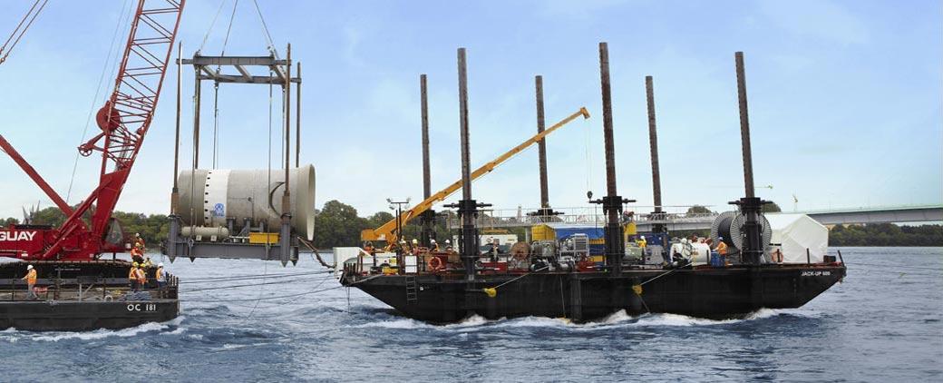 Image of Jack Up 600 Barge Mckeil Marine