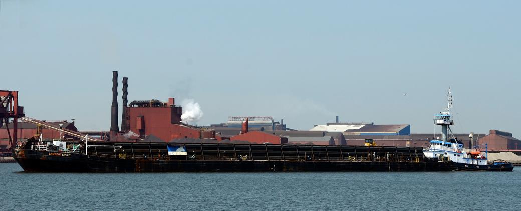 Image of Lambert Spirit, a barge in McKeil's Transportation Fleet.