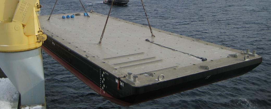 Image of  MM 141 Barge Mckeil Marine