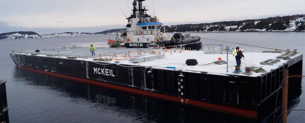 Image of  MM 180 Barge Mckeil Marine