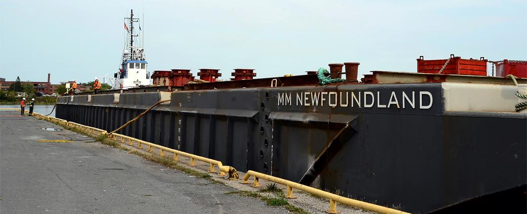 Image of MM Newfoundland Barge Mckeil Marine