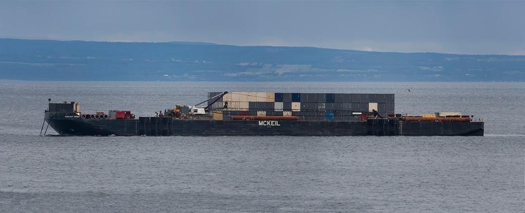 Image of Nunavut Spirit Barge Mckeil Marine
