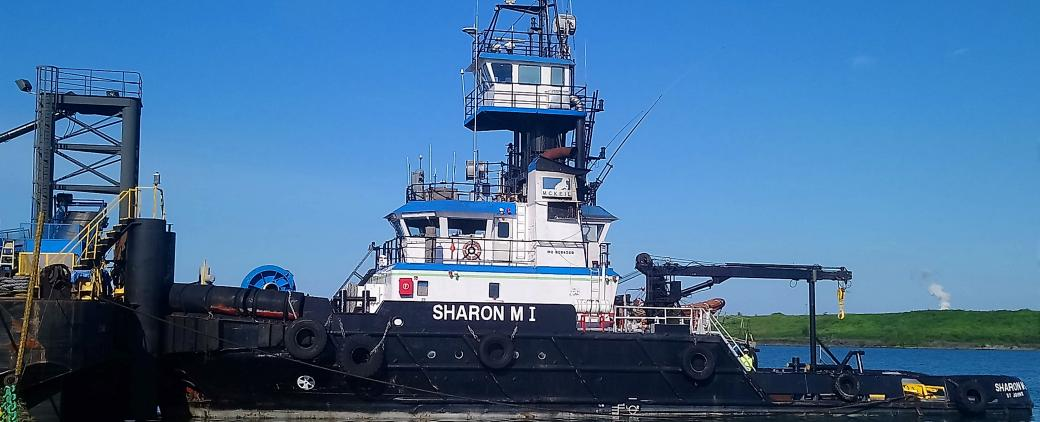 Image of Sharon M I Project Fleet Tug McKeil Marine
