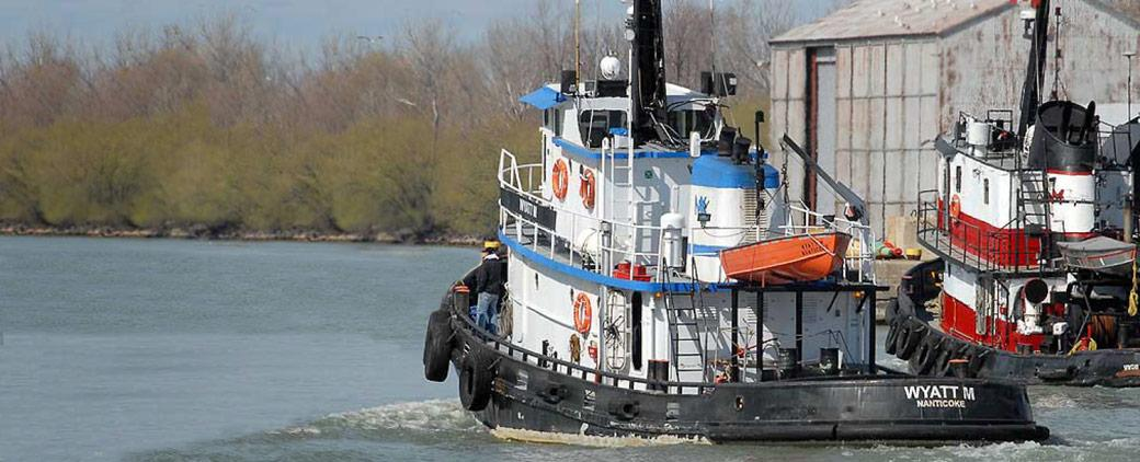 Image of Wyatt M Project Fleet Tug McKeil Marine