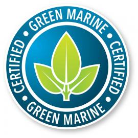 Green Marine certified logo